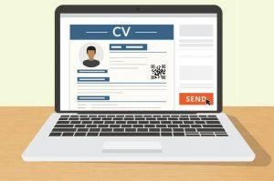 The perfect CV is a myth