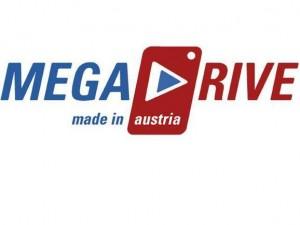 Megadrive Autovermietung Logo