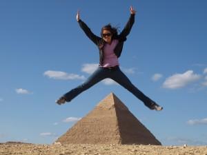 jump like an egyptian