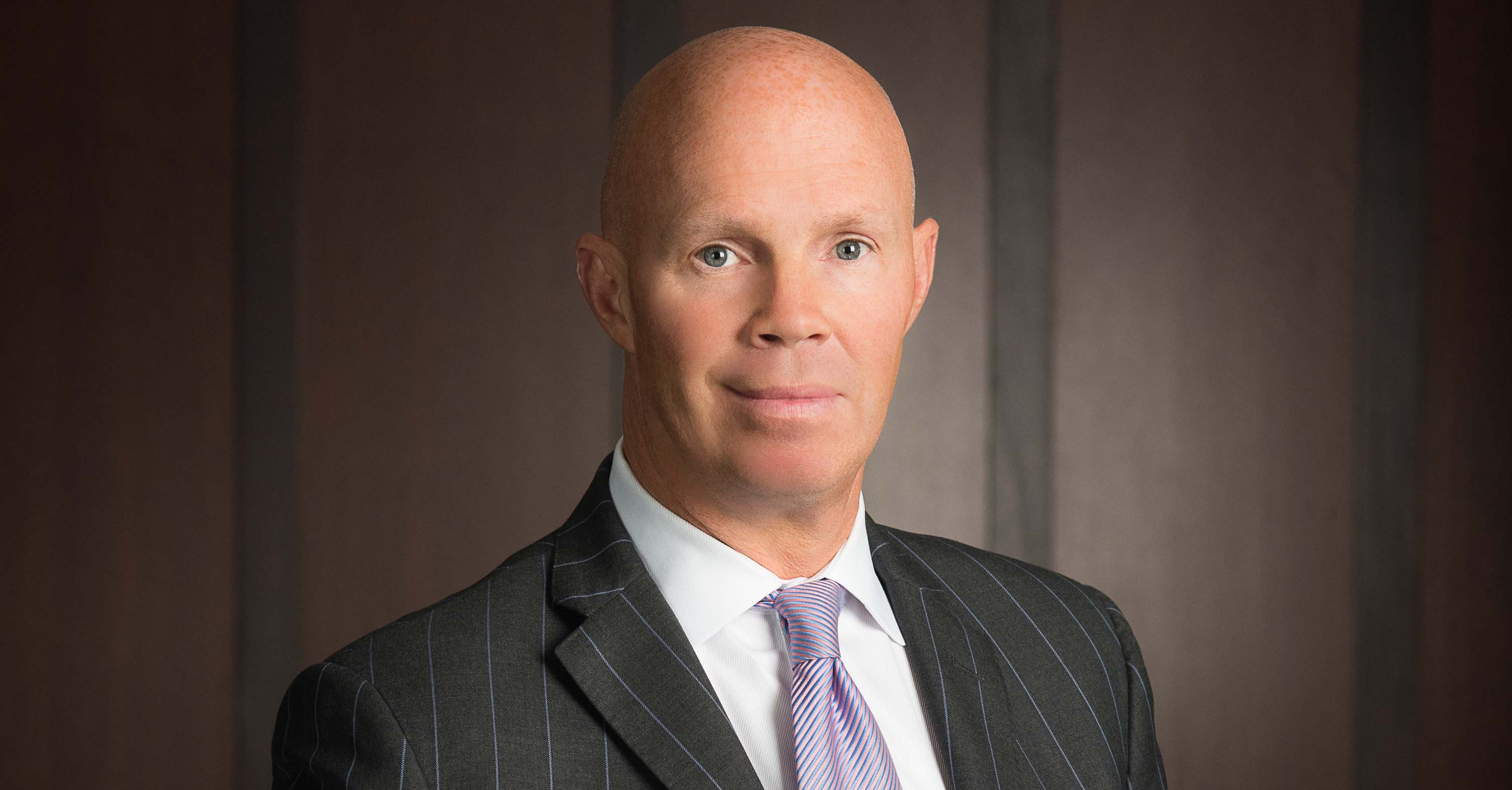 Five Questions with Vice President of Airport Operations, John M.