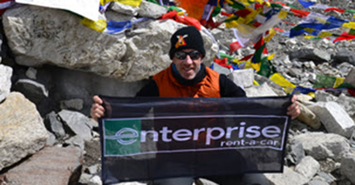Enterprising People: Climbing Everest