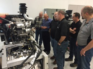 Enterprise teams with Navistar for training, truck maintenance enhancements