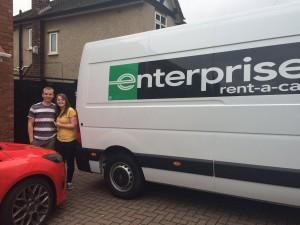 Relocation with Enterprise Rent-A-Car
