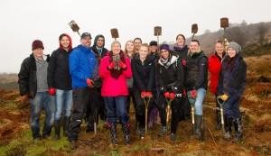 Tree Planting Scotland