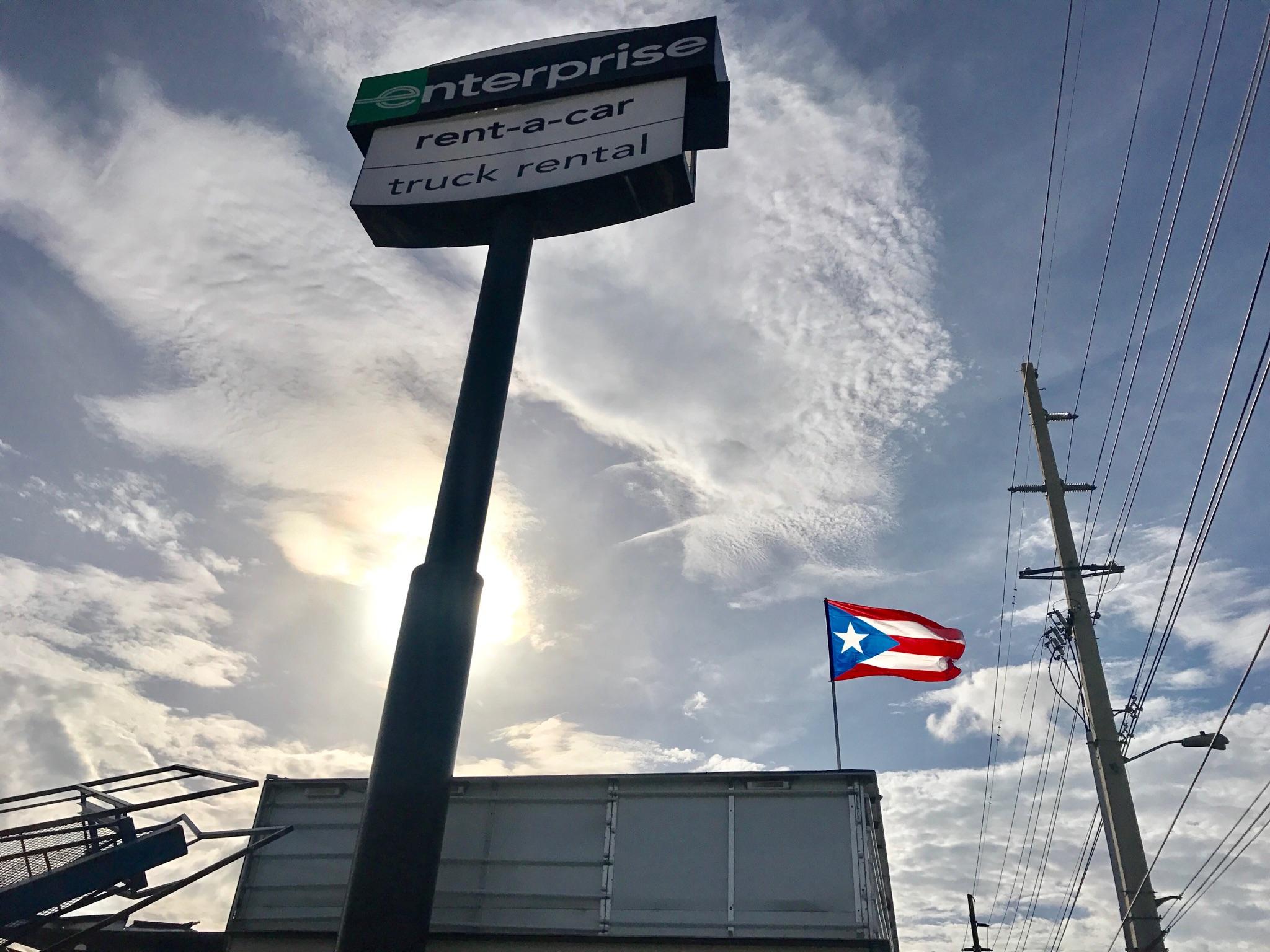 Puerto Rico Rises