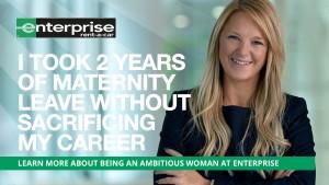 Laura James - Video Still - Women Thrive at Enterprise Rent-A-Car