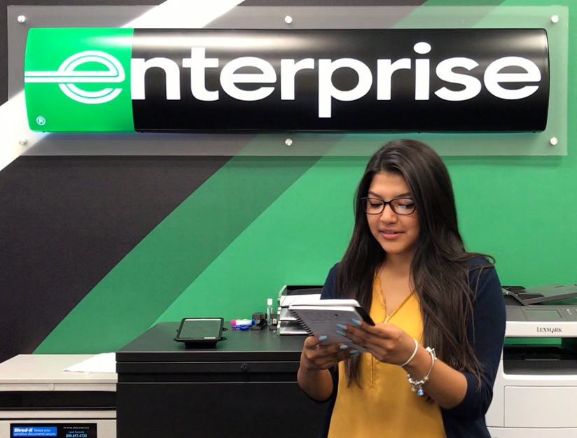 Entrepreneurs at Enterprise: Natalie M.
