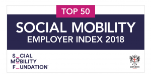 Social Mobility Index 2018