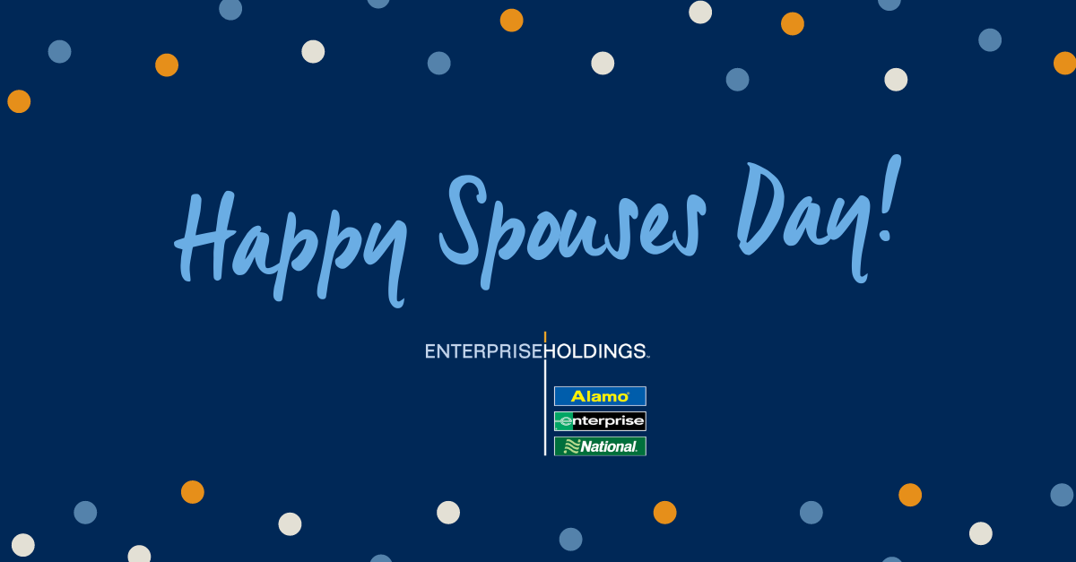 Happy Spouses Day!