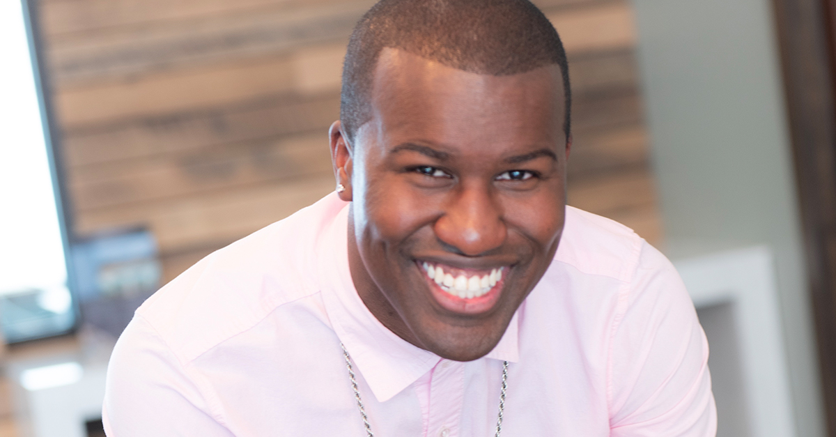 Spotlight on EnterPRIDE: Branden S., Talent Development Specialist