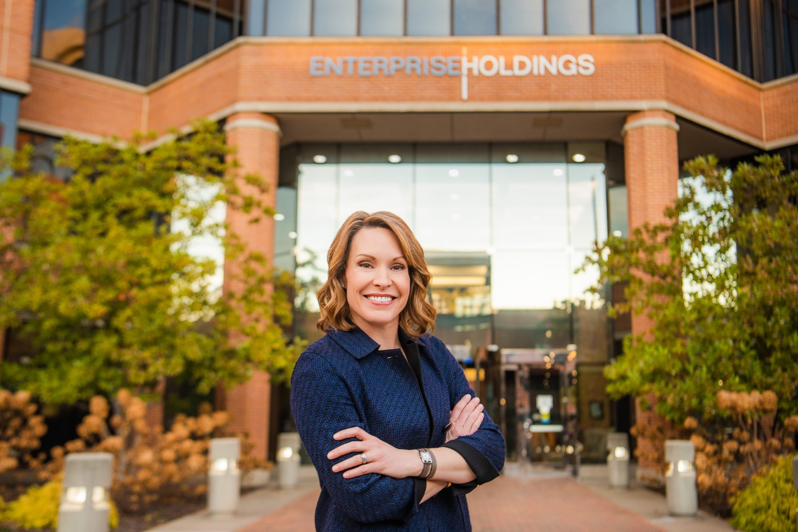 Chrissy Taylor Named CEO of Enterprise Holdings