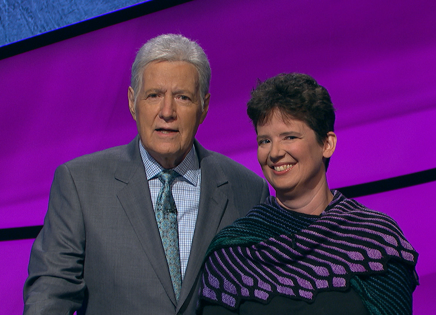 Enterprising People - Systems Specialist Dagmar K. competes on Jeopardy