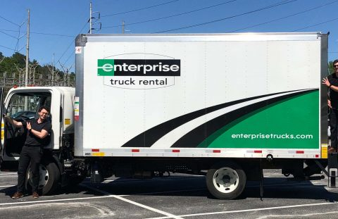 Enterprise Truck Rental: On Call for All