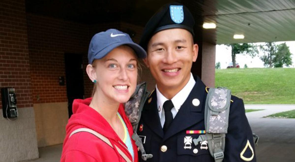 Military Appreciation Month: Spotlight on Management Assistant Joe B.