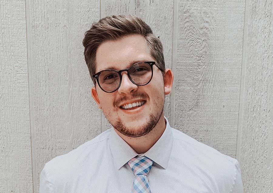 Spotlight on EnterPRIDE: Braden E., Management Trainee