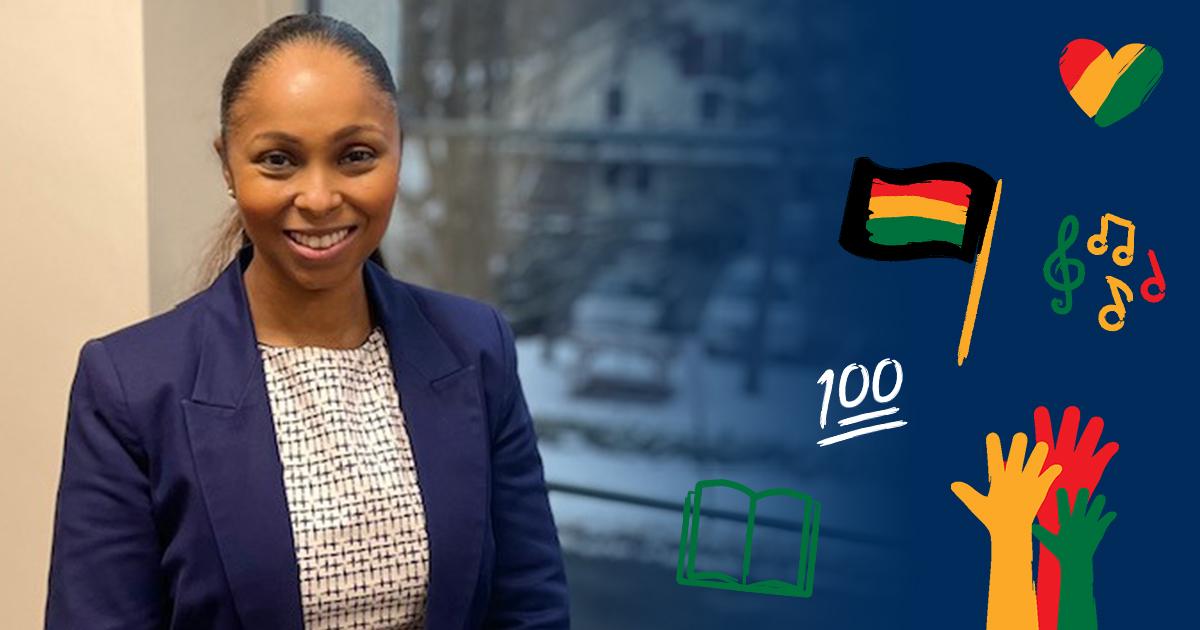 Spotlight on Black History Month: Jodiann H., Regional Rental Manager