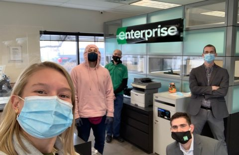 Working at Enterprise During the Pandemic: What's changed about my job as an Assistant Branch Manager (and what hasn't)